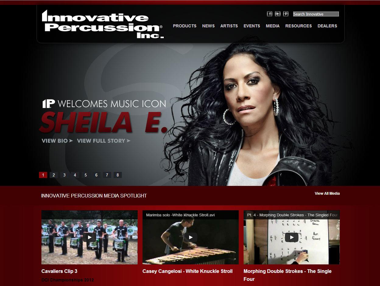 Innovative Percussion Inc.