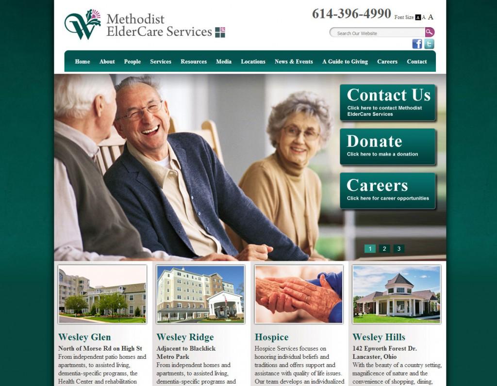 Methodist ElderCare Service