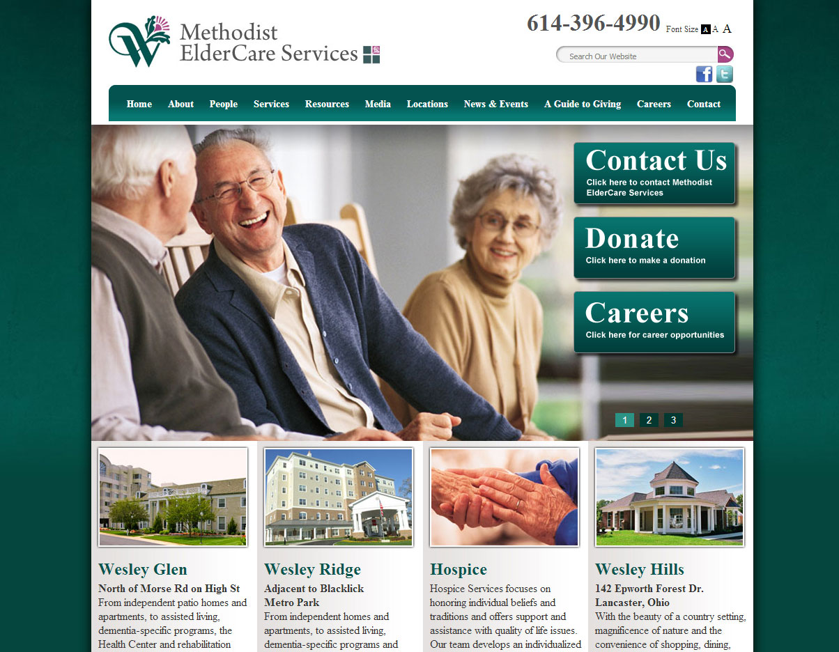 Methodist ElderCare Service