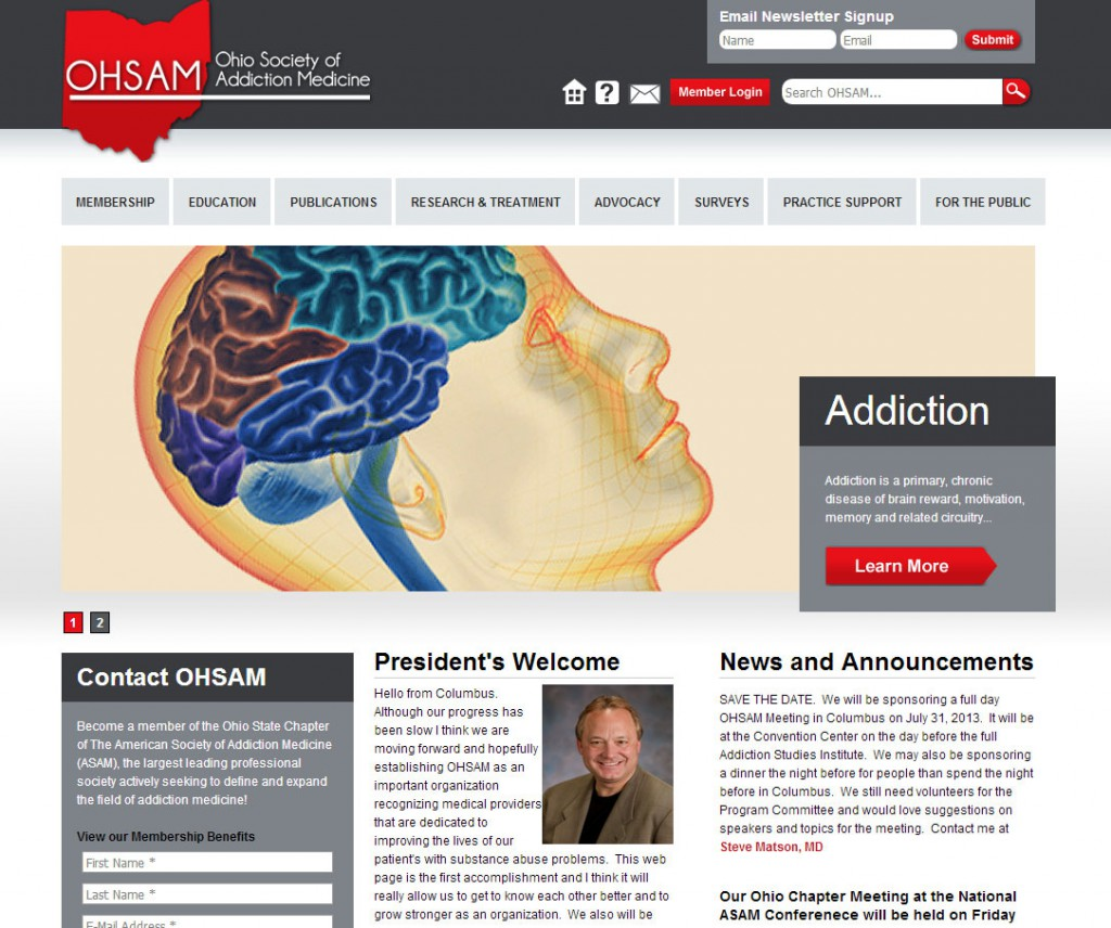 Ohio Society of Addiction Medicine