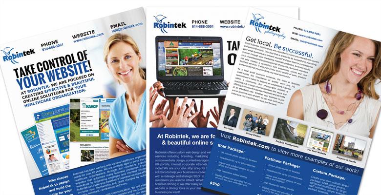 Robintek brochure Akron Ohio