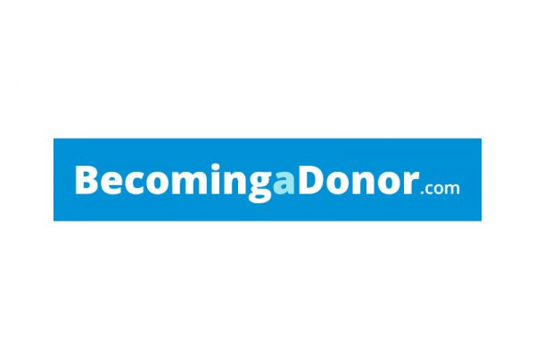 Logo Design Becoming a Donor