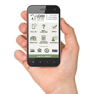 Stand Alone Mobile Website Design