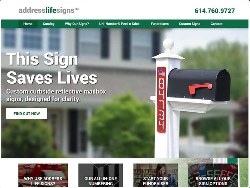 address life signs