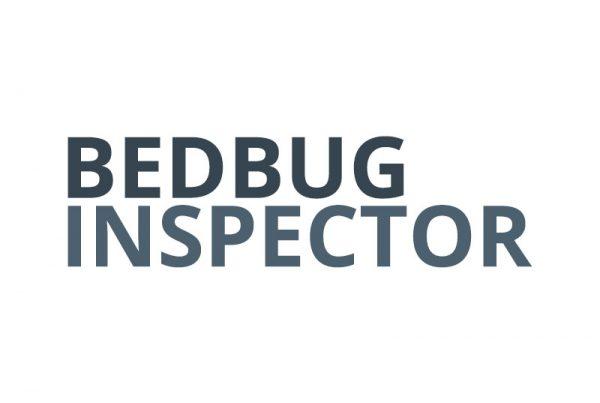 Logo Design Bedbug Inspector