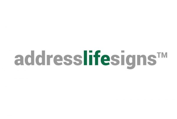 Logo Design Address Life Signs