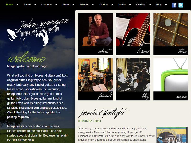 Morgan Guitar - Guitar Education and Online Store