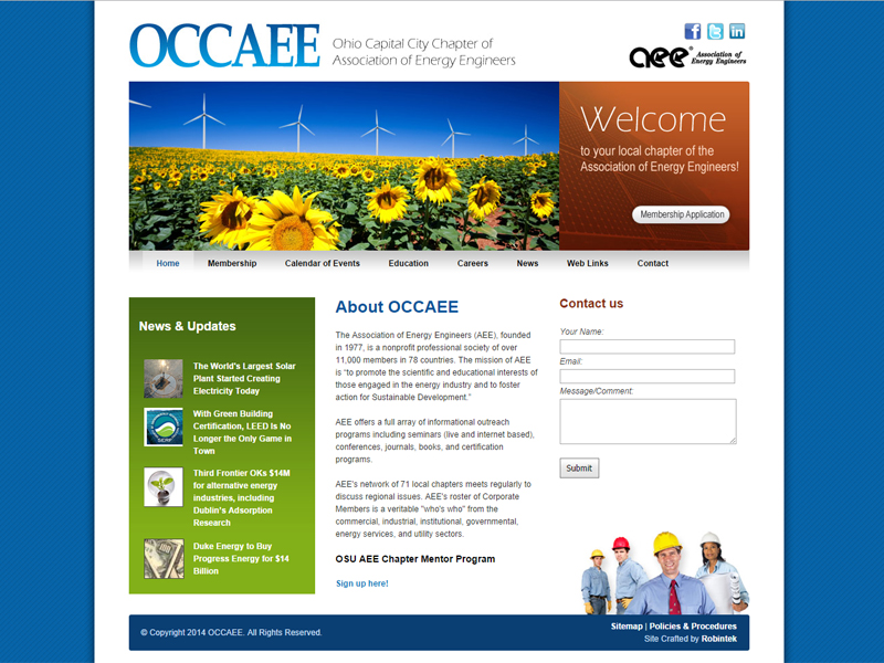 OCCAEE - Charitable Design