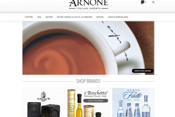 Arnone Italian Imports - Imported Drinks Website