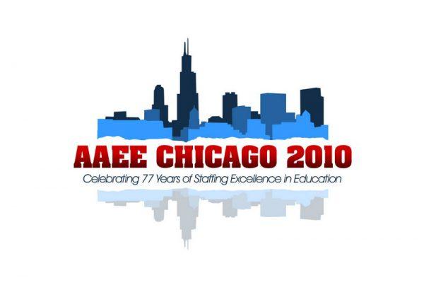 aaee convention 2010 logo design