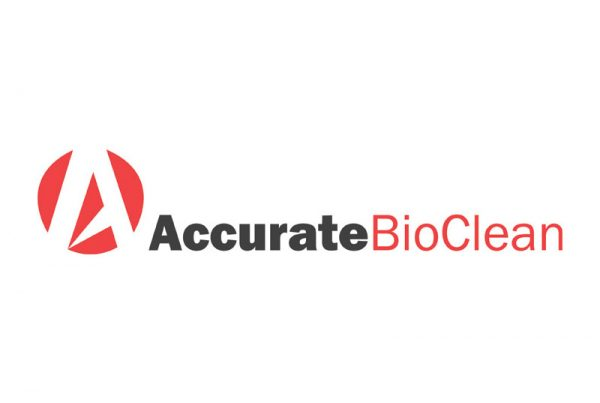 accurate bioclean logo design