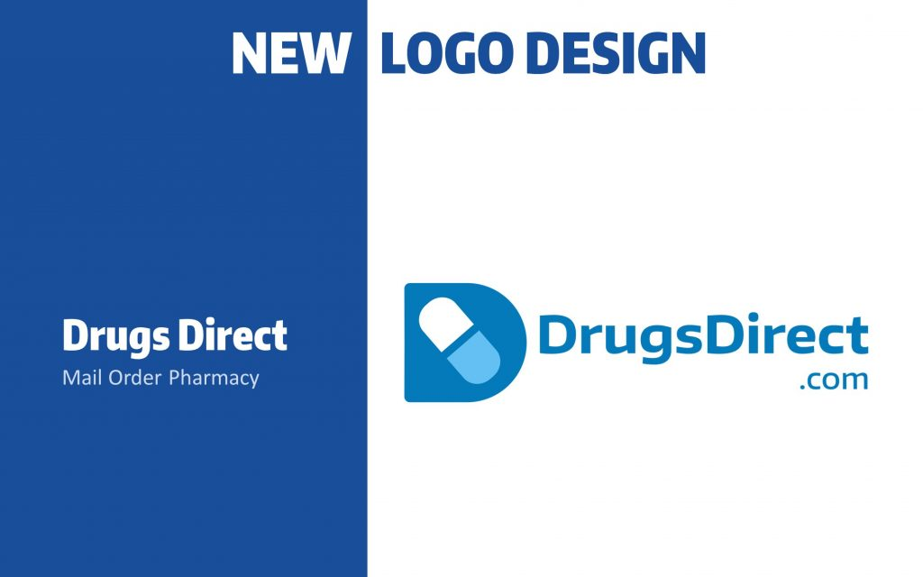 Drugs Direct Logo Design