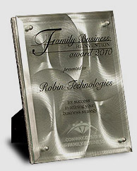 family business reinvention award
