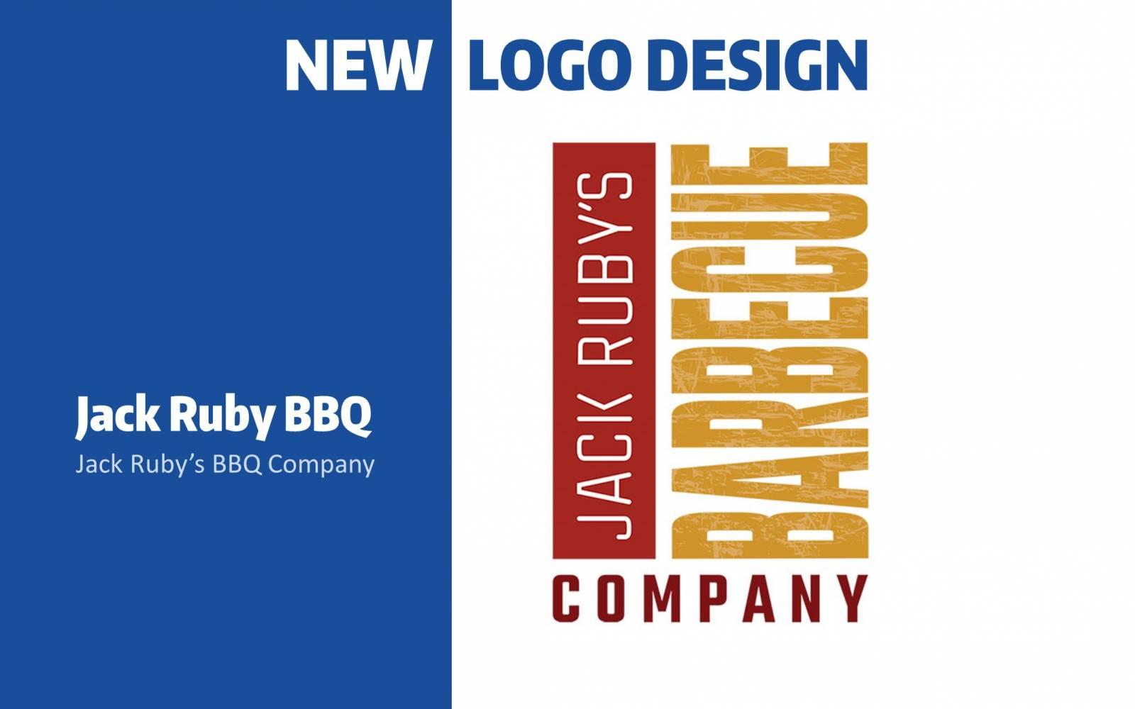 Jack Ruby Logo Design