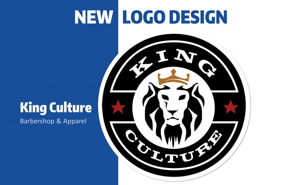 Robintek Logo Design, King Culture