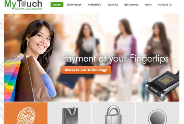 MyTouch - Electronic Finance Website