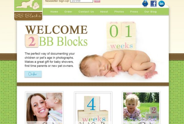 BB Blocks - Online Shopping Business Site