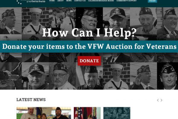 Westerville VFW - Charity Website