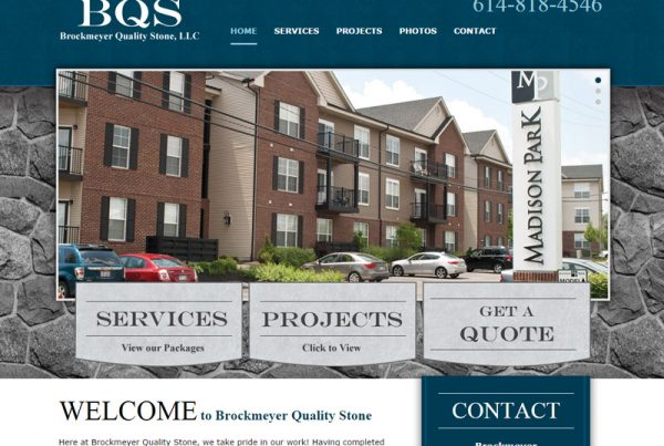 BQS - Brockmeyer Quality Stone, LLC - Masonry Website
