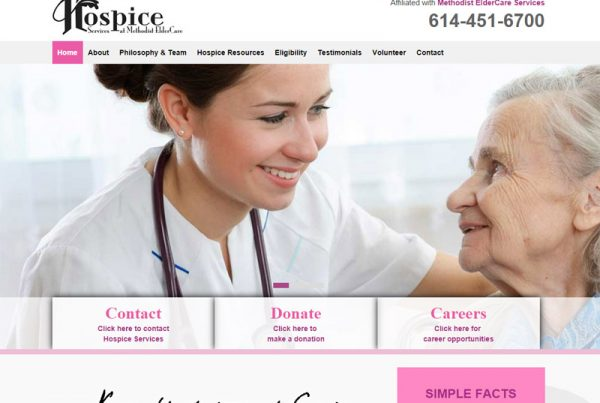 Hospice Care - Retirement Community Website