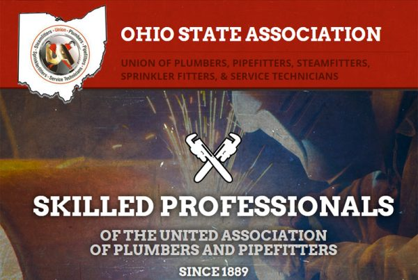 The Ohio State Association of Pipefitters - Workers Union Website