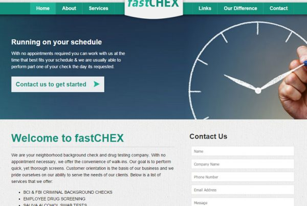fastCHEX - Background Check & Drug Testing Company