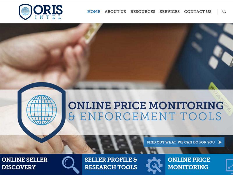 ORIS Intel - Intelligence Solutions Company