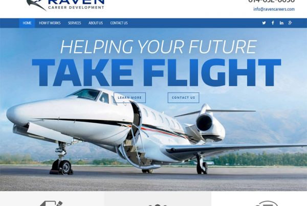 Raven Career Development - Career Development Site