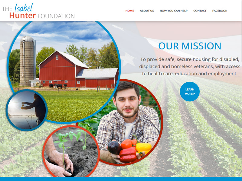 The Isabel Hunter Foundation - Charity website