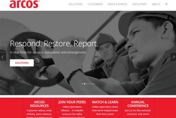 Emergency Resource Management Website