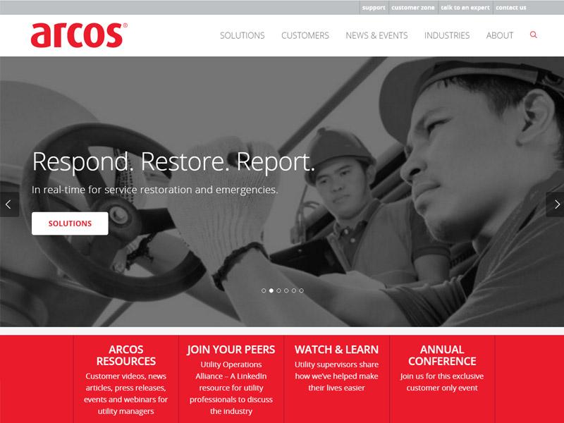 Emergency Resource Management Website