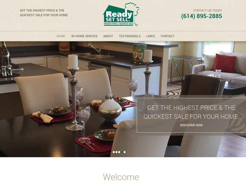Ready Set Sell Website