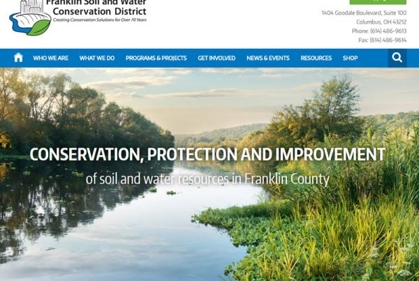 Franklin Soil and Water Conservation District Business Website