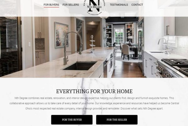 Nth Degree Realty Real Estate Website