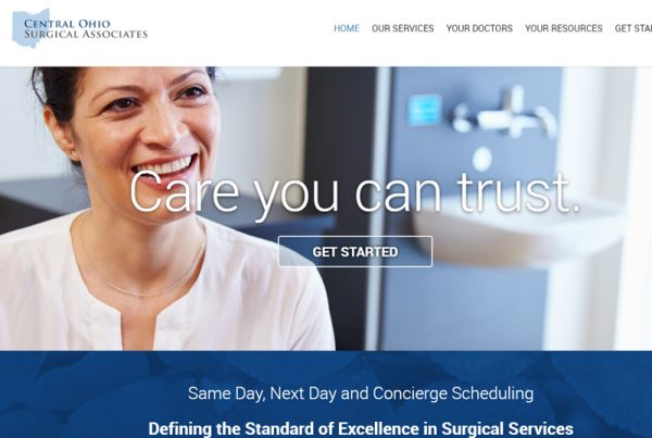cosa docs surgery services website