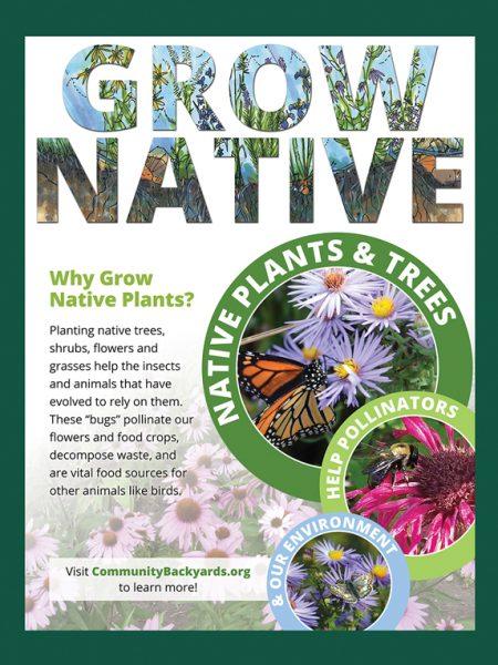 FSWCD grow native sign