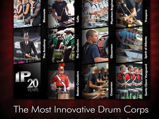 Innovative Percussion DCI Ad