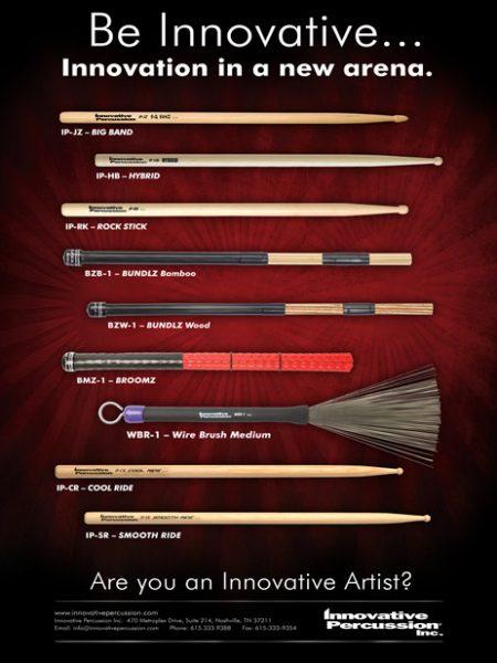 Innovative Percussion Music Inc Ad