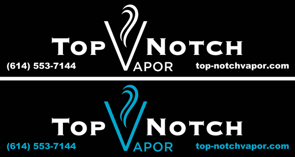 Top Notch Vapor bumper sticker designs