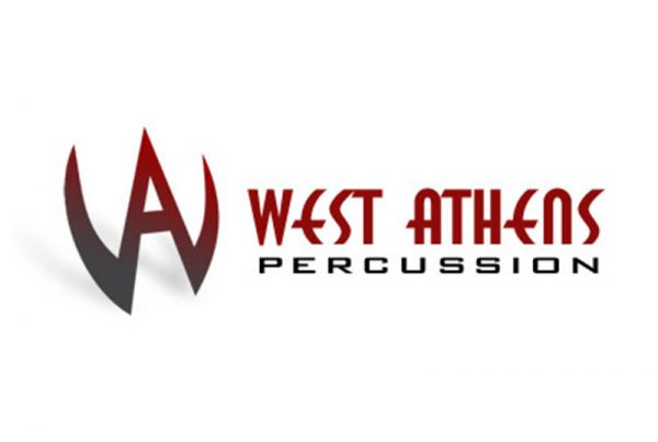 West Athens Percussion Logo