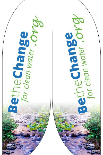 be the change stream flag design franklin soil and water