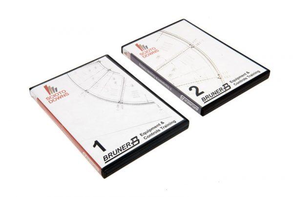 Bruner Corporation DVD Case and Cover Design