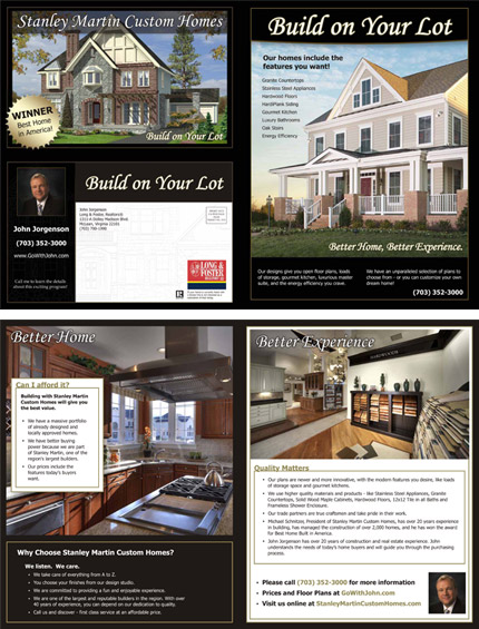 Build On Your Lot Newsletter Mailer