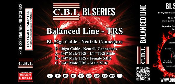 cbi balanced line trs packaging design