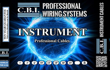 cbi instrument cable packaging design