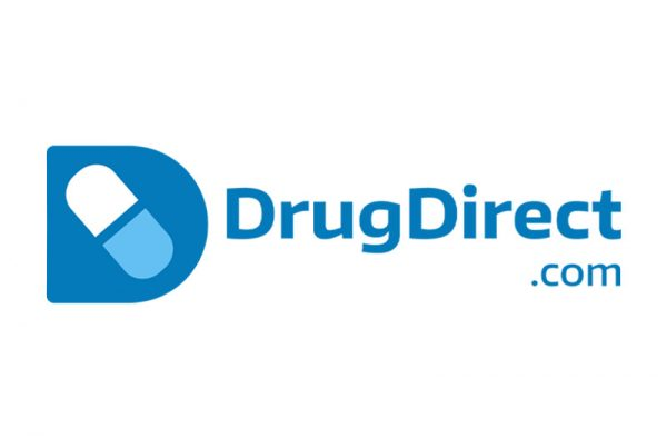 Drug Direct Custom Logo Design