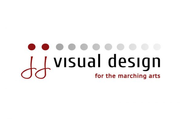 jj visual design logo