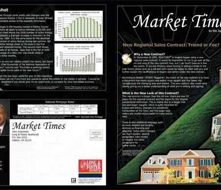 Market Times Mailer Newsletter
