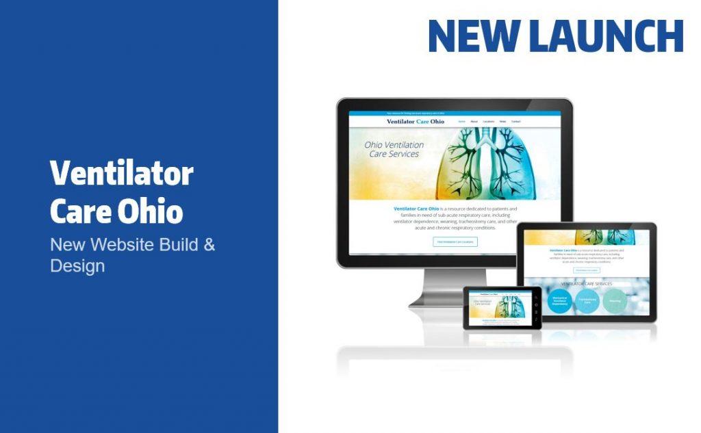 Ventilator Care Ohio Website Launch