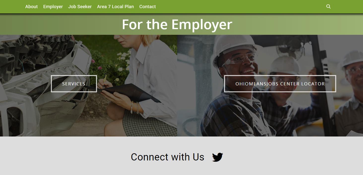 area 7 workforce